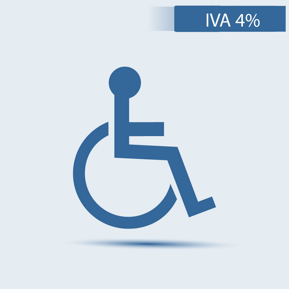 IVA agevolata per invalidi
