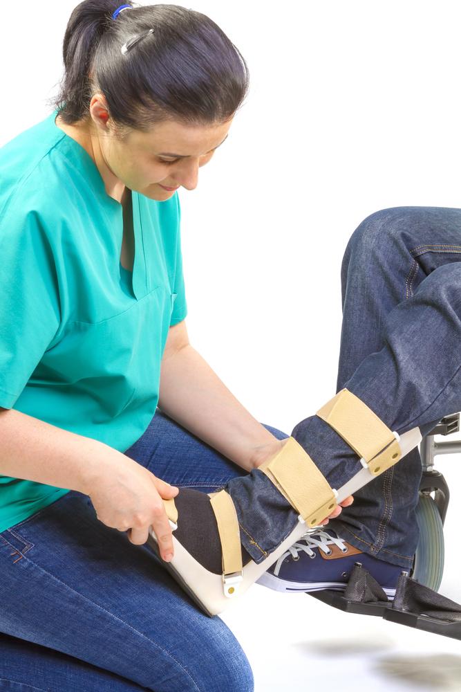 Il tecnico ortopedico